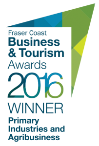 2016 business and tourism award winner