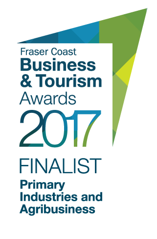 2017 Finalist Fraser Coast Business and Tourism Awards